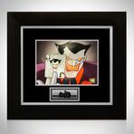 Joker Animated // Mark Hamill Signed Photo // Custom Frame