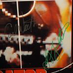 Predator // Cast Signed Poster // Custom Frame