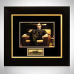 Godfather Michael Corleone // Al Pacino Signed Photo // Custom Frame