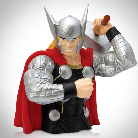 Thor // Bust Bank Limited Edition Statue