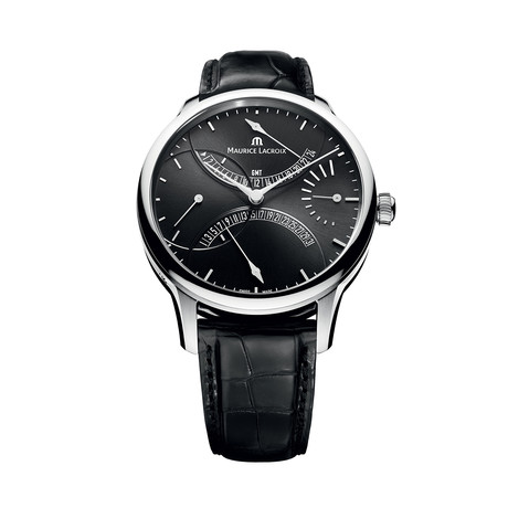 Maurice Lacroix Masterpiece Automatic // MP6518-SS001-330 // Store Display