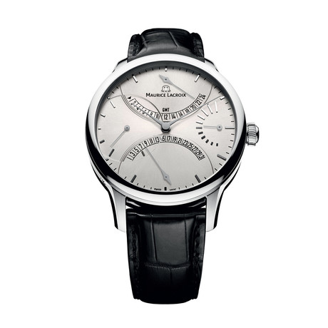 Maurice Lacroix Masterpiece Automatic // MP6518-SS001-130