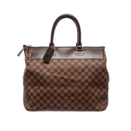Louis Vuitton // Damier Ebene Greenwich Travel Bag // AR1002 // Pre-Owned