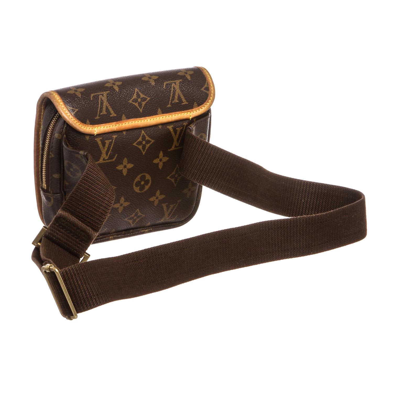 d4721309a2e7 Louis Vuitton    Monogram Bosphore Waist Bag    SP0066    Pre-Owned ...