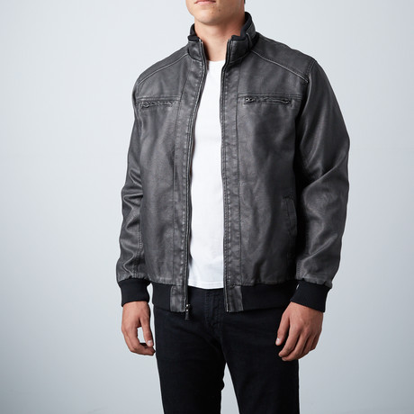 Putney // Bomber Jacket // Gray