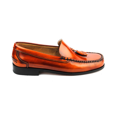 Adel Moccasin // Leather