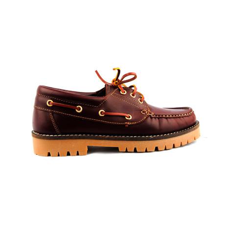 Bale Nautical Shoe // Brown