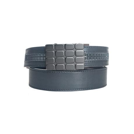 Cardiff Buckle + Reversible Belt