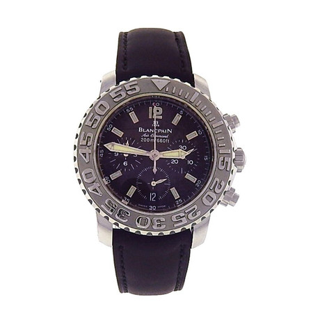 Blancpain Trilogy Air Command Flyback Automatic // Pre-Owned