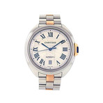 Cartier Cle de Cartier Automatic // W2CL0002 // Pre-Owned