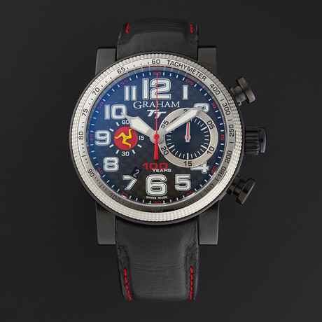 Graham Silverstone TT Automatic // 2BLUV.B25R.L13N // Store Display