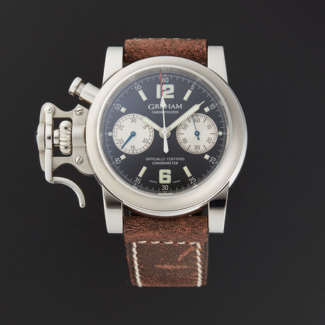 Graham Chronofighter Automatic // 2CFAS.B01A.L30BD // Store Display