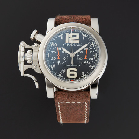 Graham Chronofighter R.A.C Automatic // 2CRBS.B02A.L81B // Store Display