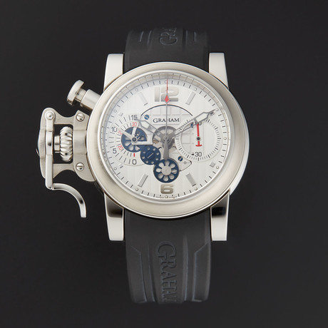 Graham Chronofighter R.A.C Fighter Automatic // Limited Edition // 2CRBS.SK1A.K25B // Store Display