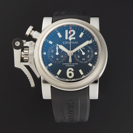 Graham Chronofighter Oversize Classic Automatic // 2OVAS.B02A.K10B // Store Display