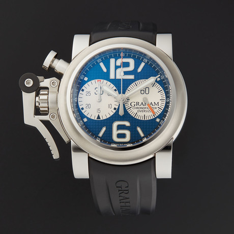 Graham Chronofighter Oversize Ranger Automatic // 2OVAS.U01A.K01B // Store Display