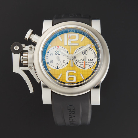 Graham Chronofighter Oversize Ranger Automatic // 2OVAS.Y01A.K10B // Store Display