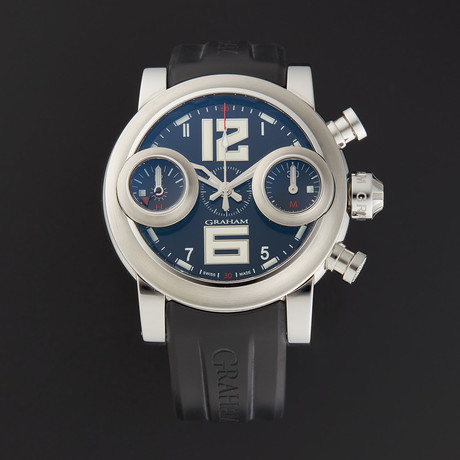 Graham Swordfish Big 12-6 Chronograph Automatic // 2SWAS.B13A.K06B // Store Display