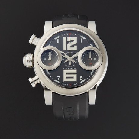 Graham Swordfish Big 12-6 Chronograph Automatic // 2SWAS.B14A.K06B // Store Display