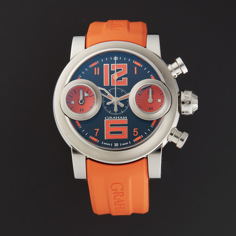 Graham Swordfish Big 12-6 Chronograph Automatic // 2SWAS.B17A.K32B // Store Display