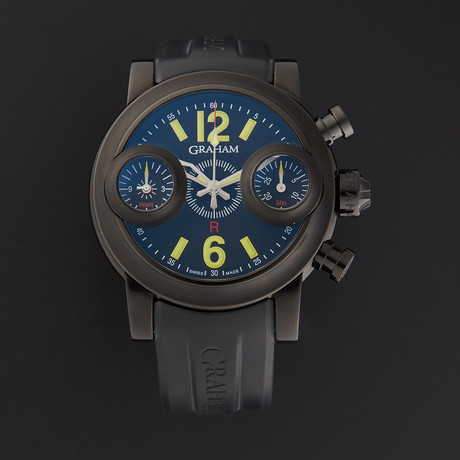 Graham Swordfish Black Night Automatic // 2SWASB.B19A.K06B // Store Display