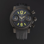 Graham Swordfish Black Night Chronograph Automatic // 2SWASB.B19A.K06B // Store Display