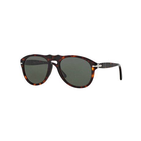 Classic Sunglasses // Dark Havana + Gray (56mm)