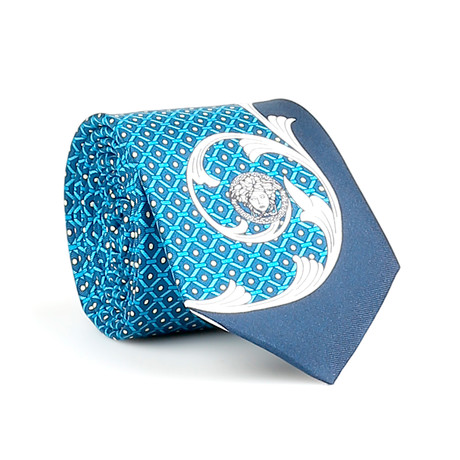 Sage Italian Silk Tie