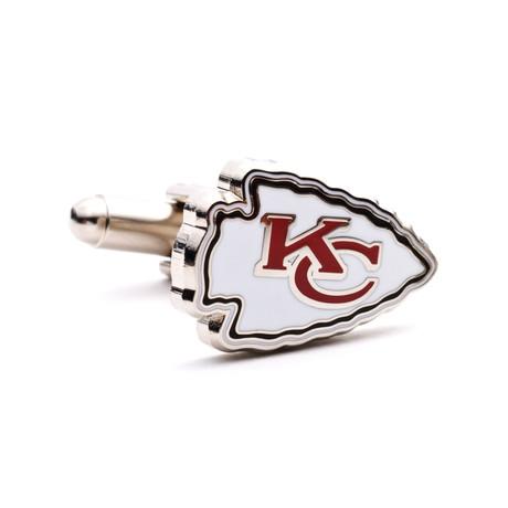 Kansas City Chiefs Cufflinks