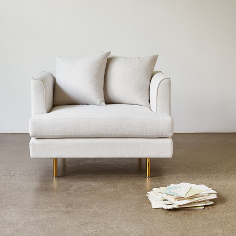 Margot Chair (Cambie Parchment)