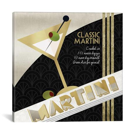"Martini Cocktail (18""W x 18""H x 0.75""D)"