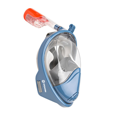 Seaview 180° Full Face Snorkel Mask // Manta Ray // F (S/M)