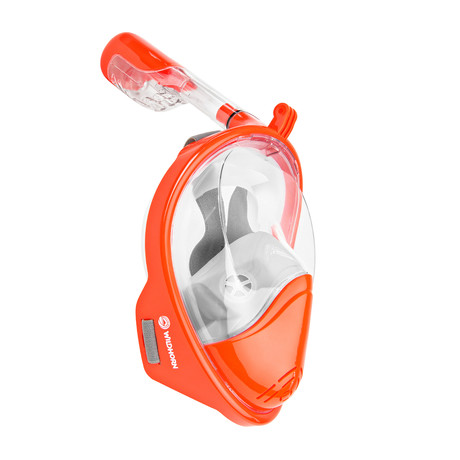 Seaview 180° Full Face Snorkel Mask // Sunset // F (S/M)