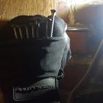 Heavy Duty Work Glove + LED Light (S)