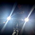Tactical Glove + LED Light (S)