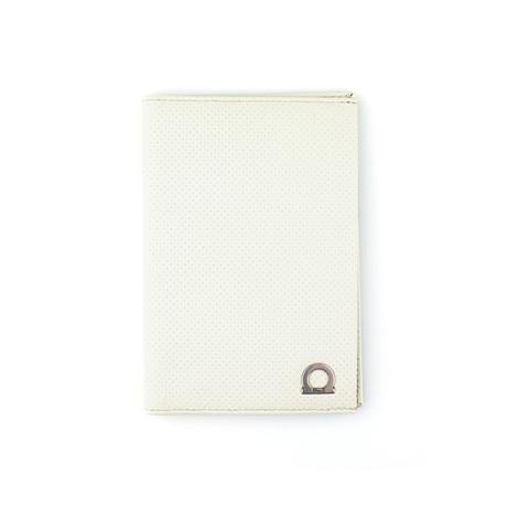 Passport Holder // White