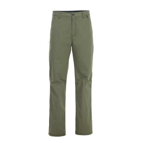 Vista Point Eco Pant // Lichen Green