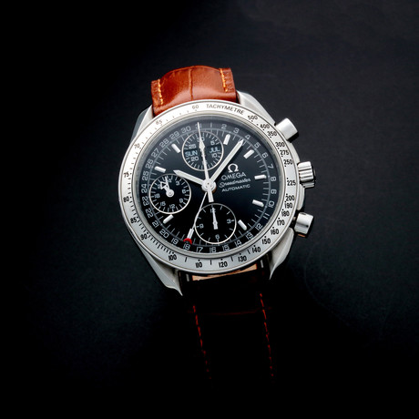 Omega Speedmaster Sport Day Date Automatic // Special Edition // 35235 // Pre-Owned