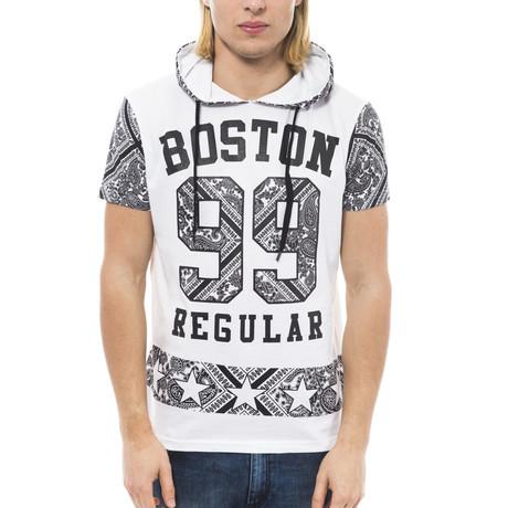 Minoula T-Shirt // White