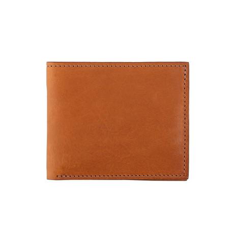 Hey Rose Bifold Wallet // Brown