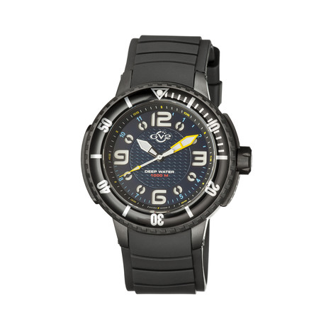 GV2 Termoclino 1000M Diving Watch Quartz // 8902