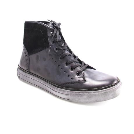Bryan Sneaker Boot // Black (Euro: 40)