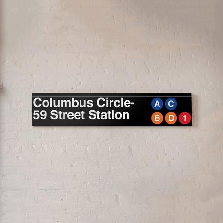 59th Street // Columbus Circle