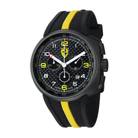 Ferrari Chronograph Quartz // FE-10-IPGUN-CG-FC // Store Display