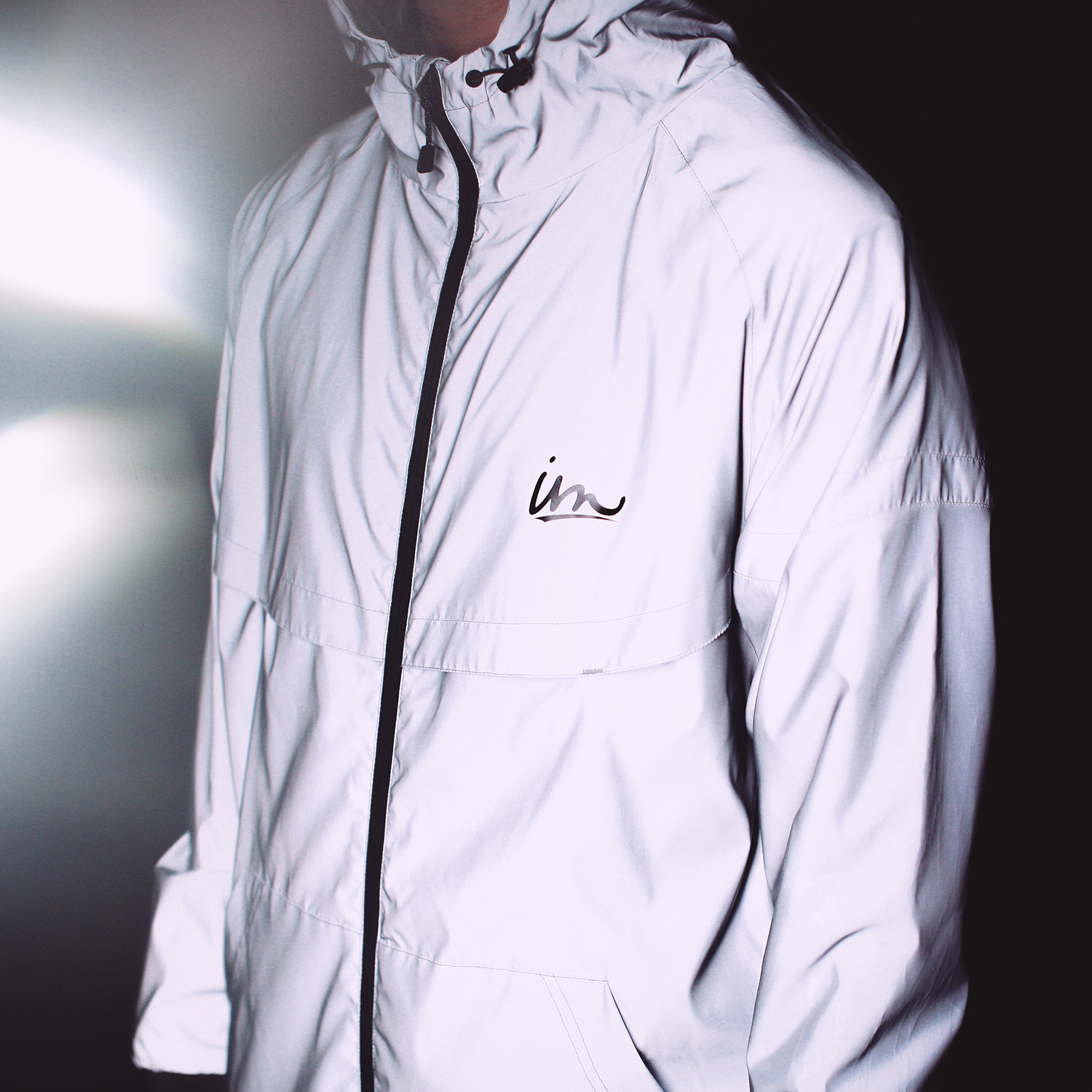f441a74cd Camber Reflective Jacket // Reflective Silver (2XL) - Imperial ...