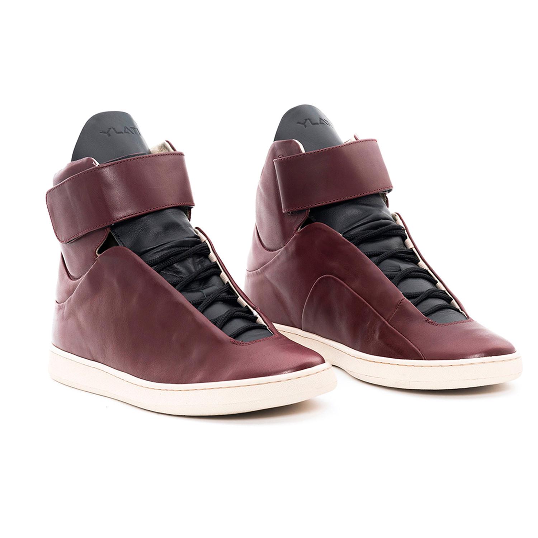 new arrivals 8d168 d8783 Virgilio High Wine Leather (Euro: 40) - YLATI Footwear ...