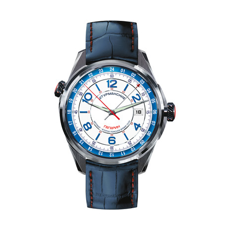 Sturmanskie Gagarin Sport Dual-Time Automatic // 2431/4571143