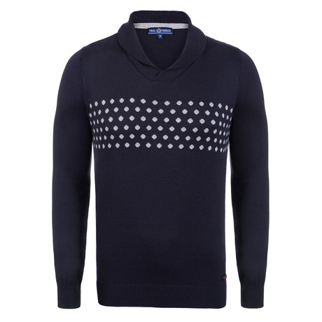 Haven Jersey Pullover // Navy
