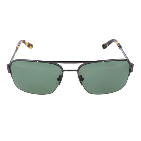 Denver Sunglass // Gunmetal