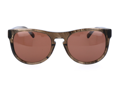 Photo of CLEARANCE: Accessories Curated Accoutrements Buckius Sunglass // Marble Brown by Touch Of Modern